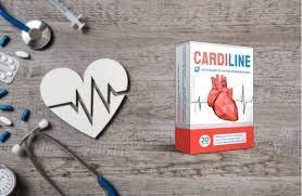 Cardiline – účinky – výrobce – akční