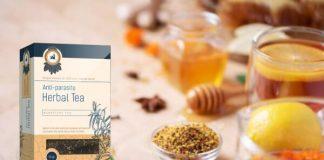 Herbal Tea Anti Parasite – proti parazitům - kde koupit – cena – recenze